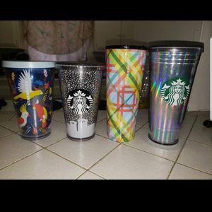 Starbucks Accessories - Starbucks cups